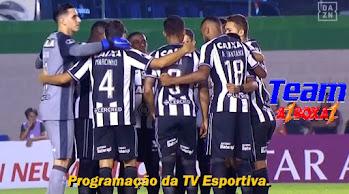 Programação da TV Esportiva ''domingo'' 27/09/20