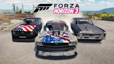Forza Horizon 3 Mod APK + OBB Full Download