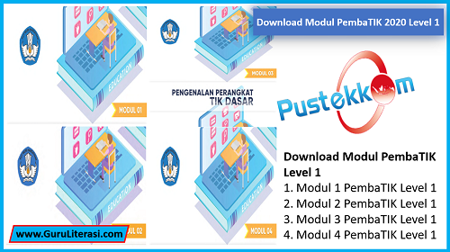 Download Modul PembaTIK 2020 Level 1