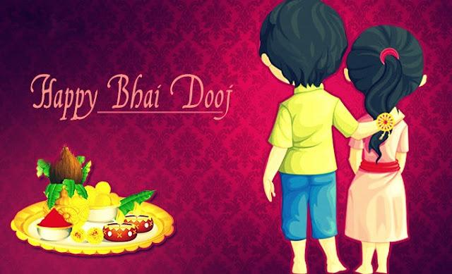 happy bhai dooj images in hindi