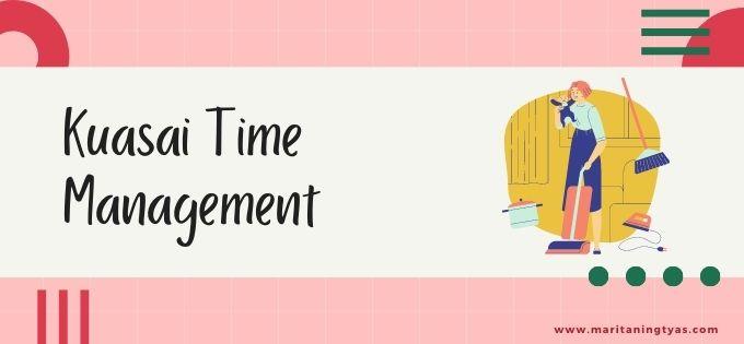 pentingnya mengelola waktu