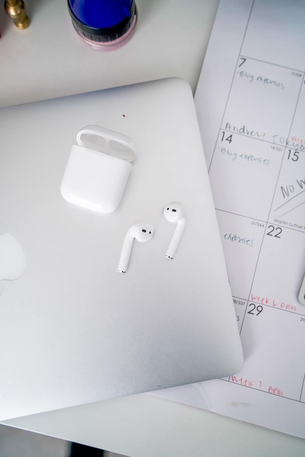AirPod Review by popular New York lifestyle blogger Covering the Bases