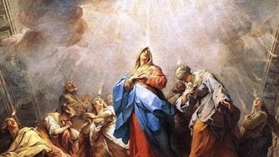 Roh Kudus-Roh Cintakasih Yang Mempersatukan