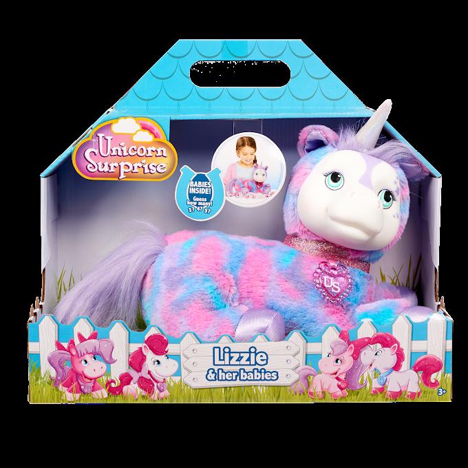 WALMART - Unicorn Surprise Plush from $10.99