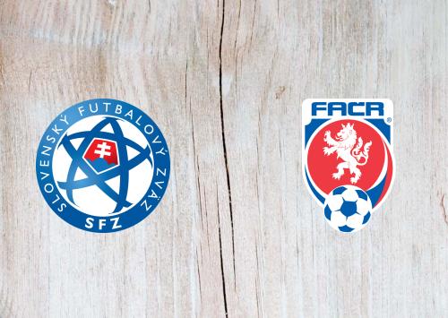 Slovakia vs Czech Republic -Highlights 04 September 2020