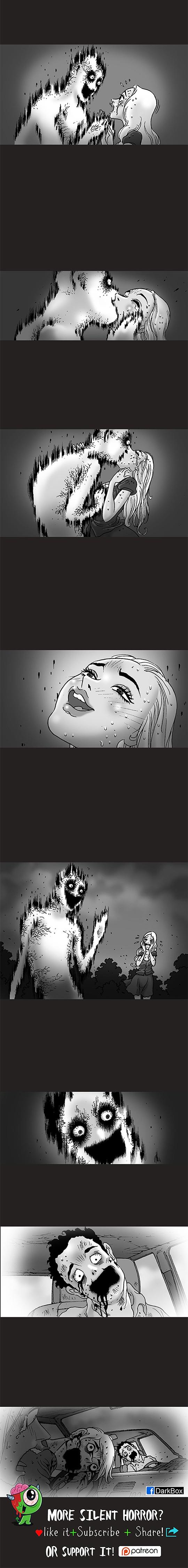 Silent Horror chap 108: Hồn ma nhầm lẫn