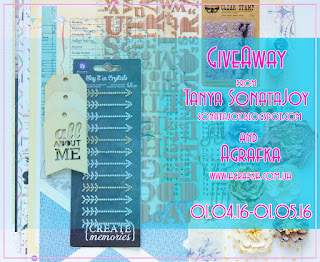 GIVEAWAY PRIMA
