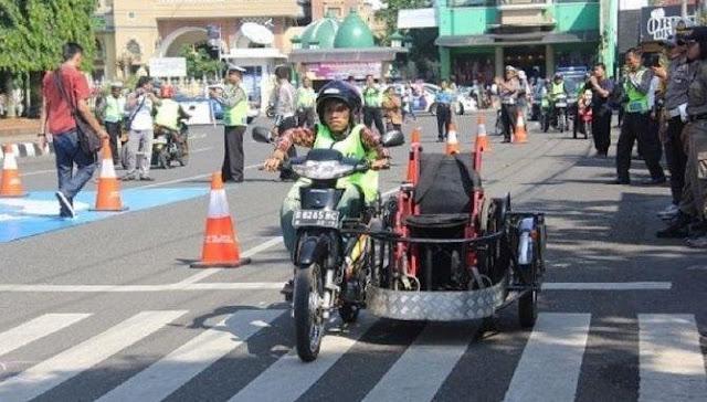 SIM D untuk penyandang disabilitas