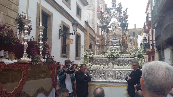 Horario e Itinerario de la procesión del Corpus de El Puerto de Santa María