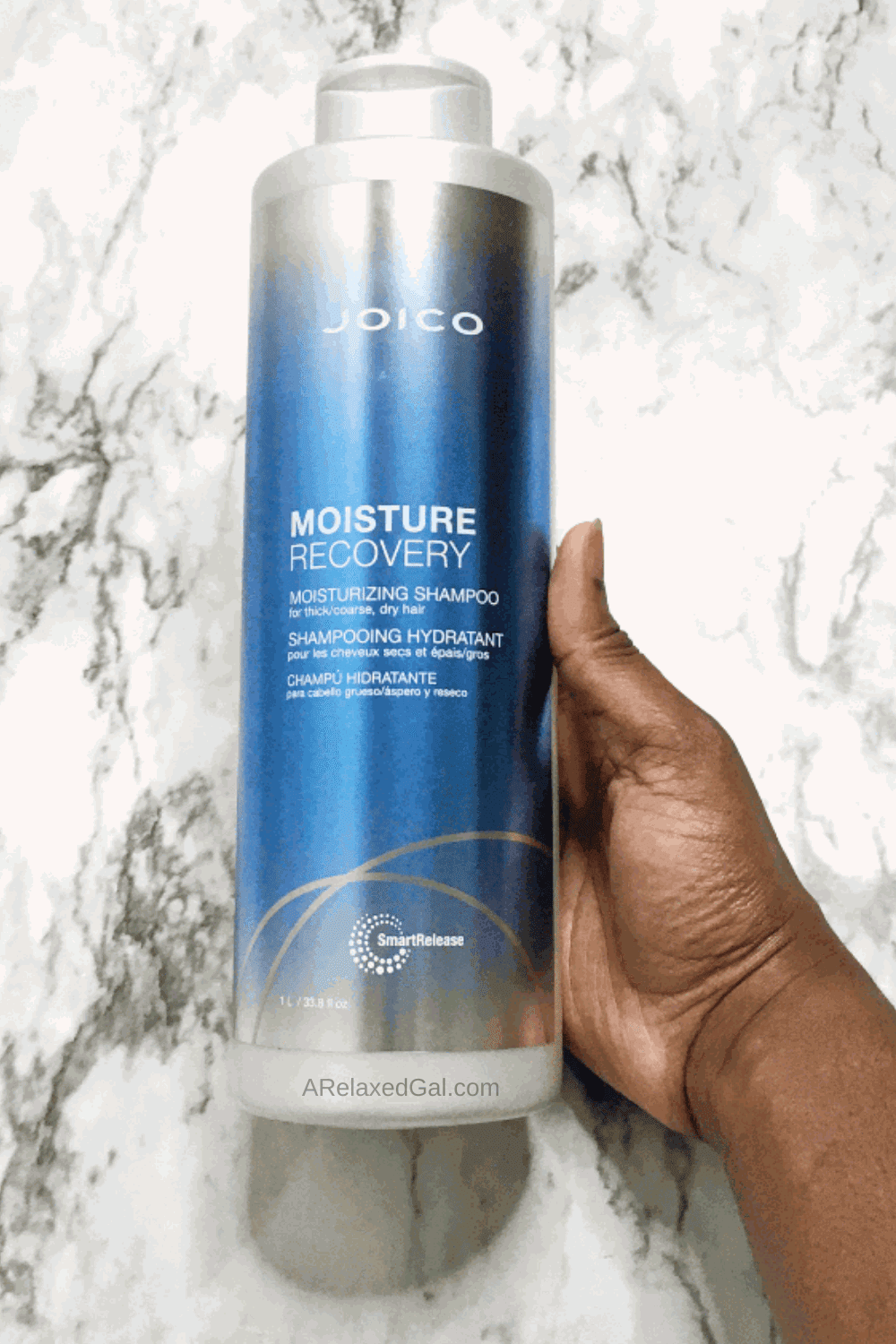 Joico Moisture Recovery Shampoo Review | A Relaxed Gal