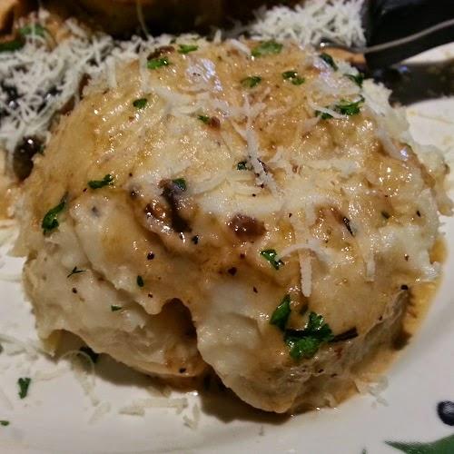 Olive Garden Recipes: Olive Garden Garlic Mashed Potatoes