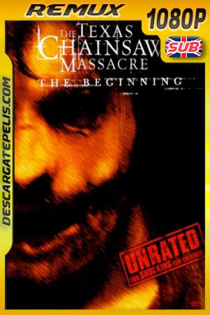 La masacre de Texas: El origen Unrated (2006) 1080p BDRemux