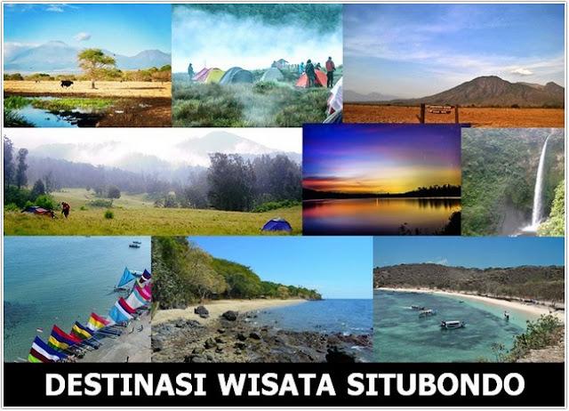 10 Top Destinasi Wisata Situbondo