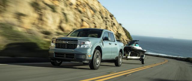 2022 Ford Maverick Preview