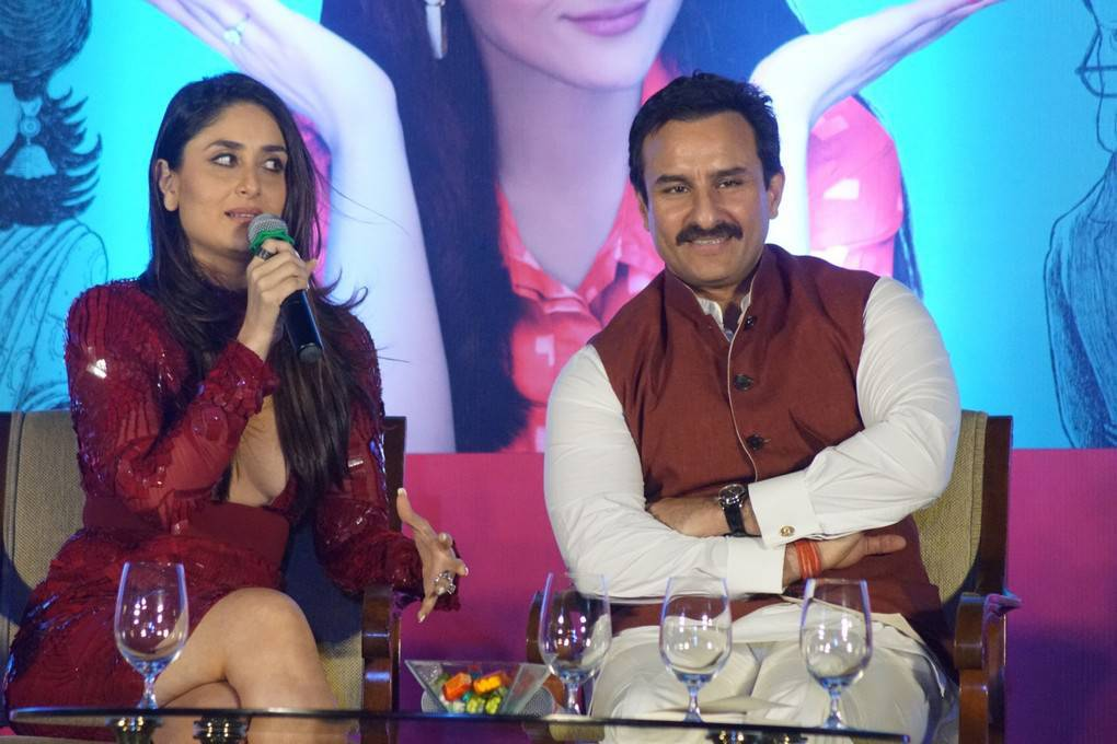 Kareena Kapoor Photos At The Perils Of Being Moderately Famous Book Launch