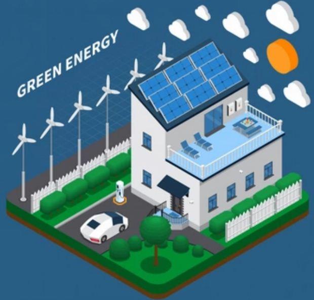 Pemanfaatan Energi Matahari (Solar Energi) Untuk Rumah Anda