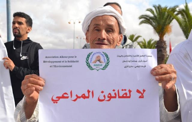 """ساكنة جهة سوس تشتكي استباحة أراضيها من طرف مافيات """"الرعي"""" الإستثماري"""