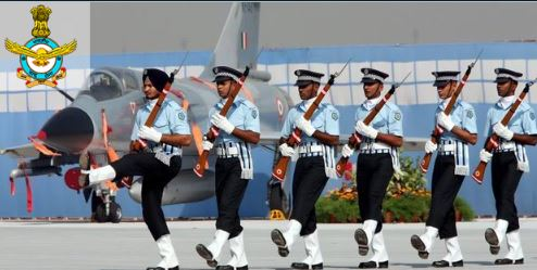 IAF Recruitment 2019  for Airmen Group X & Y 02/2020 Posts