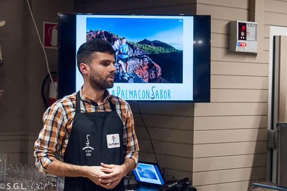 Presentacion La Palma con Sabor. Bilbao