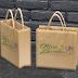 TS3 & TS4 Garden Olive Bag