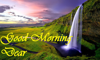 Good Morning Dear good morning river image