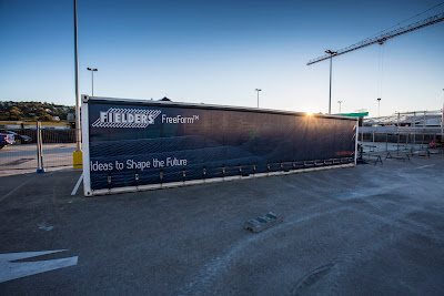 Mobile Mill Takes Steel on the Road