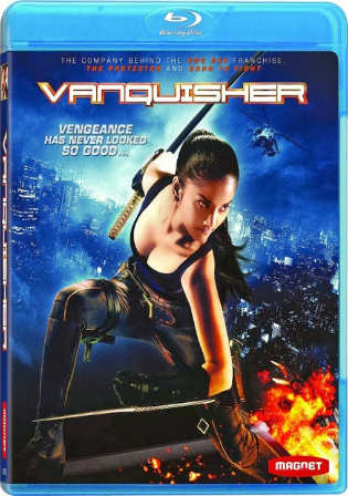 Vanquisher 2009 BRRip 700MB Hindi Dual Audio 720p ESub Watch Online Full Movie Download bolly4u