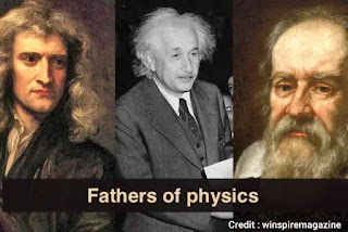 Father of physics, who is known as the father of physics