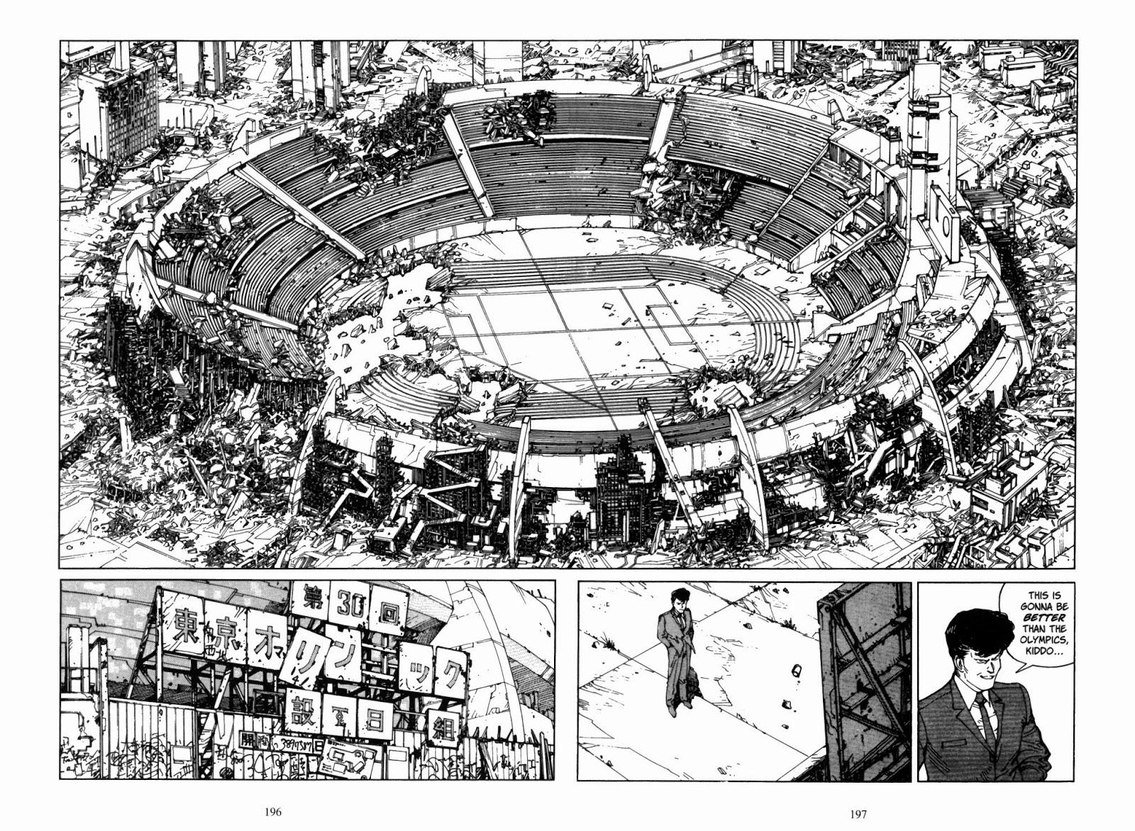 Akira Storia Manga Katsuhiro Otomo Olimpiadi Tokyo 2020