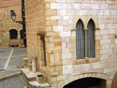 Palau Josa en Montblanc