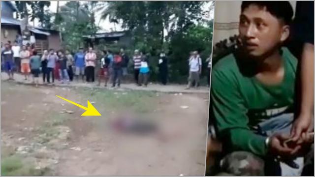 Tukang Barang Bekas Bacok Bos karena Memp*rkosa Istrinya, Netizen: Ini Lelaki Sejati