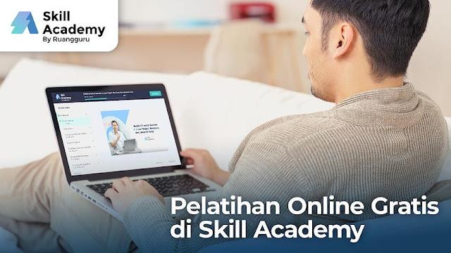 Pelatihan Prakerja Mudah Dan Cepat Dapat Sertifikat Di Skill Academy