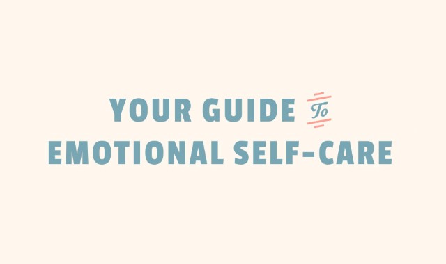 Best Way to Take Care of Yourself Emotionally