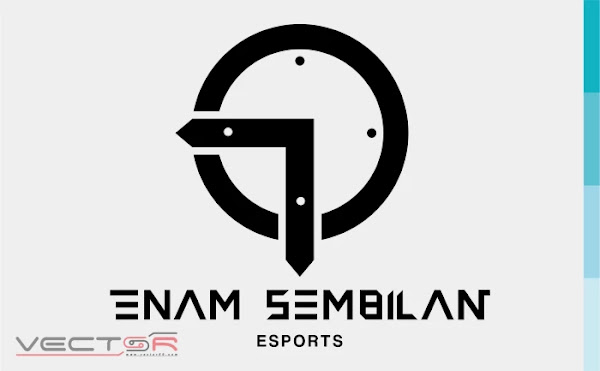 Enam Sembilan Esports Logo - Download Vector File SVG (Scalable Vector Graphics)