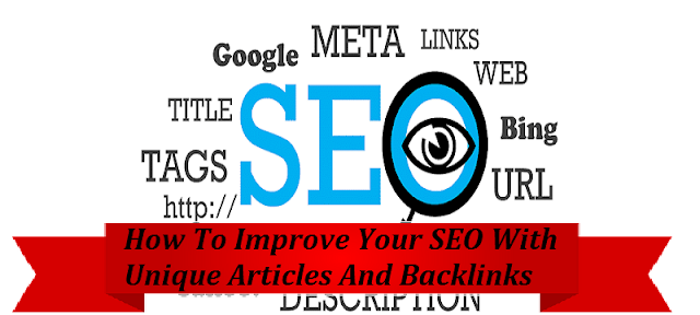 SEO Article Writing Guidelines