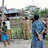 Pj. Kades Bersama Bimmas Desa Pattopakang Selesaikan Masalah Tanah Warganya