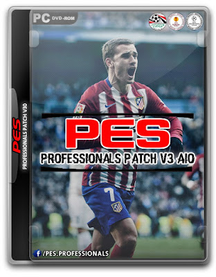 PES 2016 PESProfessionals Patch V3 - Released #09/03/2016