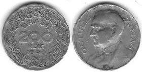 200 Réis, 1940