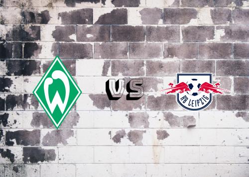 Werder Bremen vs RB Leipzig  Resumen
