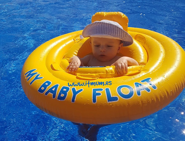 flotador para bebes