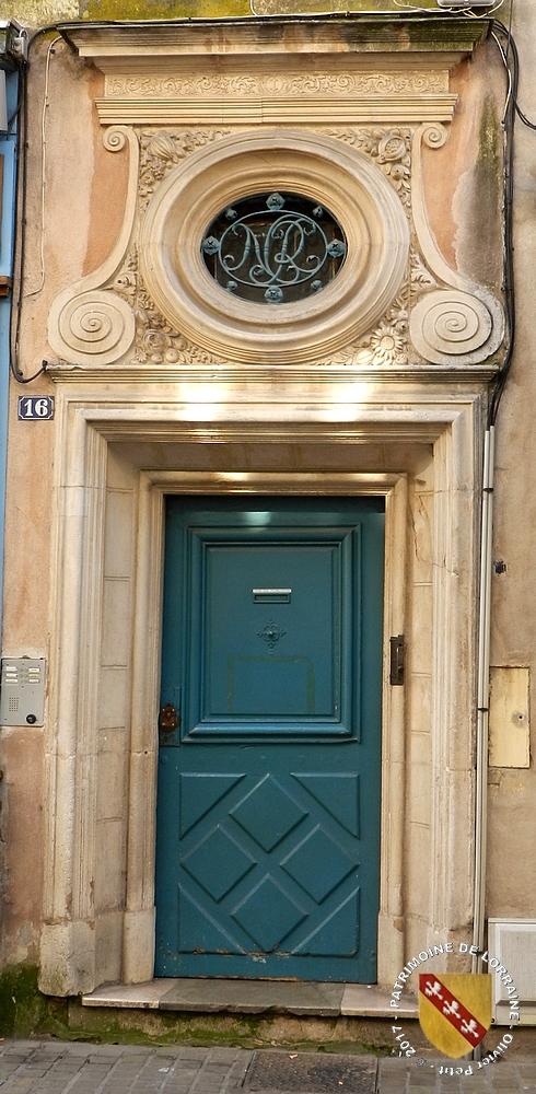 NANCY (54)  - Rue de la Primatiale