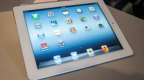 Novo iPad é o melhor tablet do mercado