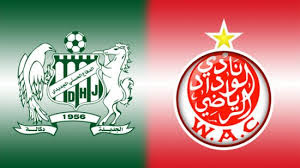 # مباراة الوداد الرياضي والدفاع الحسني الجديدي مباشر 9-6-2021 والقنوات الناقلة ضمن الدوري المغربي
