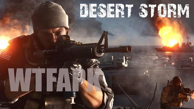 Desert Strom WTFAPK