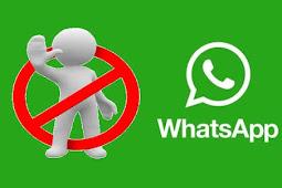 Tutorial blokir koneksi ke WhatsApp saat bermain game