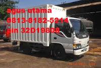 ISUZU NKR 55 CC + BOX BESI