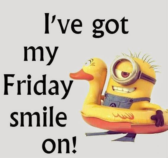 Funny Quotes About Friday Weekend: Minion Friday Quotes. QuotesGram