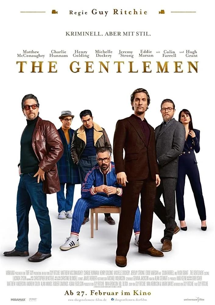تحميل فيلم The The Gentlemen 2019