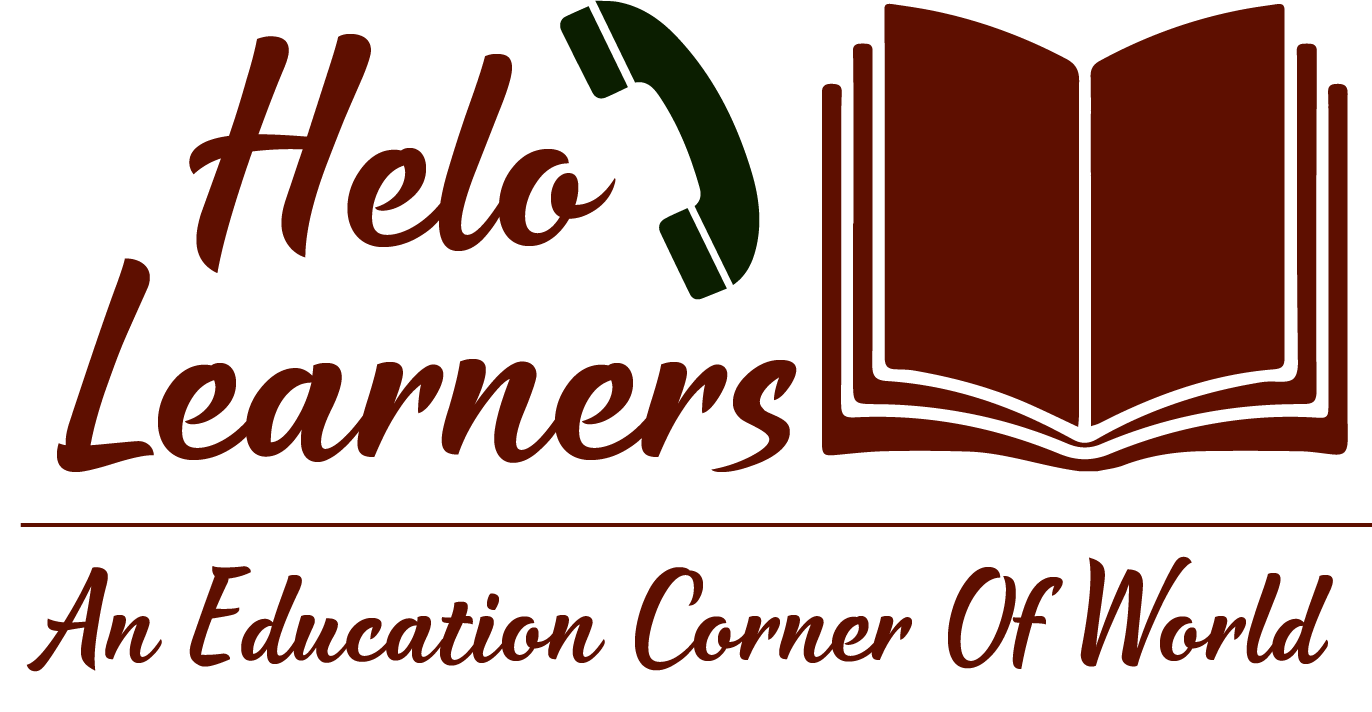 Helo Lerners | An Education Corner Of World