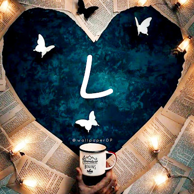 A to Z Best Stylish Butterflies Alphabets dp Pic for Facebook and Whatsapp